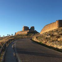 vistas castillo de la muela azafran consuegra