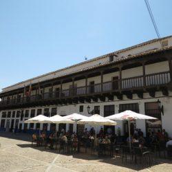 casa rural consuegra plaza